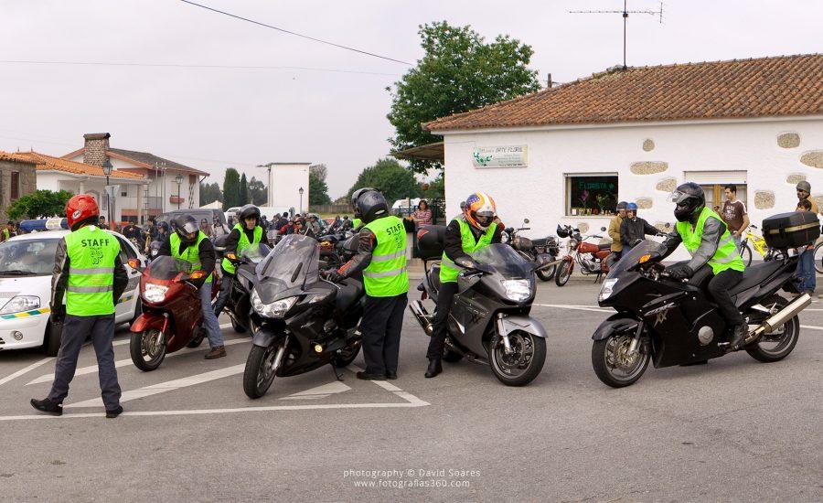 Concentração de motos antigas, Club Motard Escorpiões