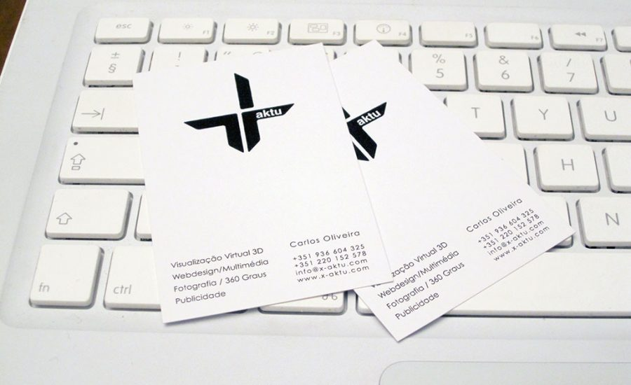 Business Card, X-aktu