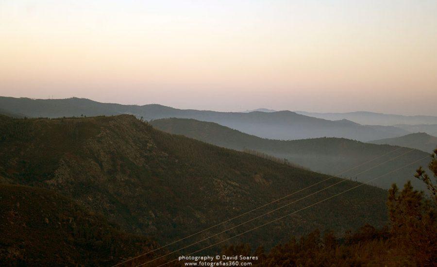 Montanhas de Alvarenga