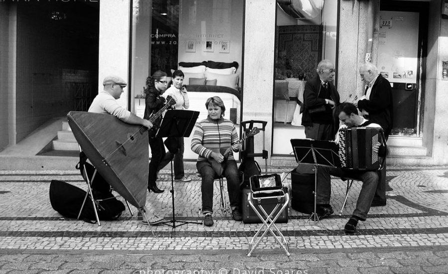 Banda de Rua, Porto