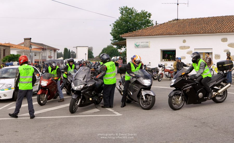 Ancient Motorcycle Concentration – Club Motard Escorpiões
