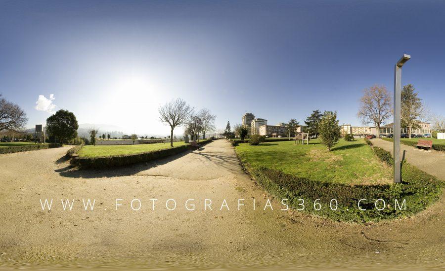 Santo Tirso Municipal Garden