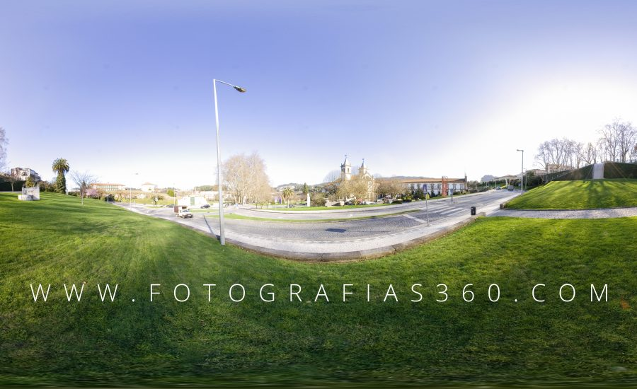 Virtual tour, Santo Tirso areas