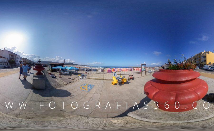 Acesso à Praia, Av. Dr. Ramos Pereira